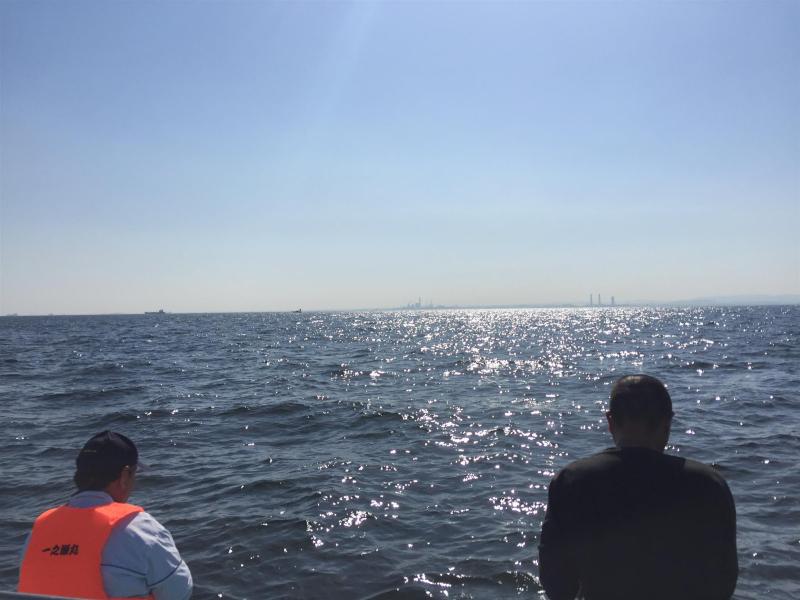 釣り日和でした